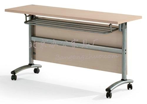 折叠会议桌图片