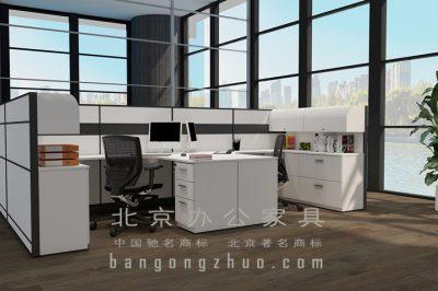 办公桌隔断-10