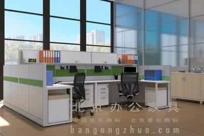 办公桌隔断-16