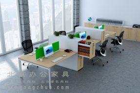 办公桌隔断-12