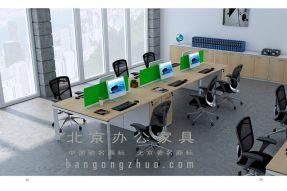 办公桌隔断-11