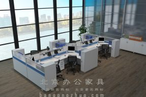 办公桌隔断-17